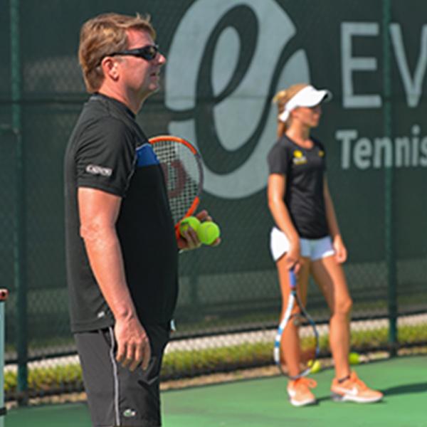 Pre-ITF Junior Tournament & USTA Camps   Evert Academy